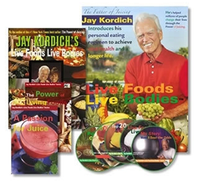 Jay's Live Foods Live Bodies Program!