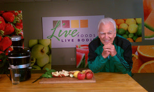Live Foods Live Bodies, Hardcover Edition By Jay and Linda Kordich - Lowest Price  -Free Shipping!