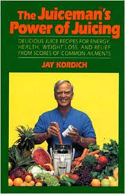 The Juiceman's Power of Juicing Hardcover Book (USED)