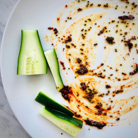 The Easiest Gochujang Dip
