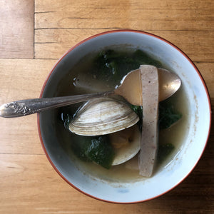 Light & Brothy Doenjang 'Guk' Soup