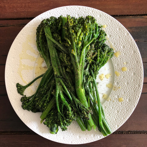 Broccoli Rabe Two Ways