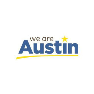 we are austin logo