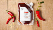 Gochujang Sauce, red chiles 16x9