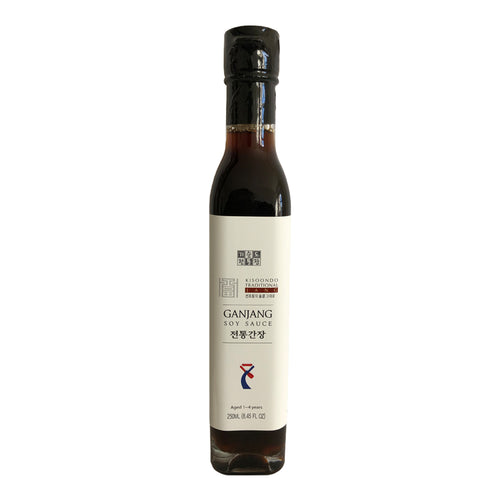 Kisoondo 'Ganjang' Soy Sauce (Aged between 1~4 Years) 250ml - Gotham Grove