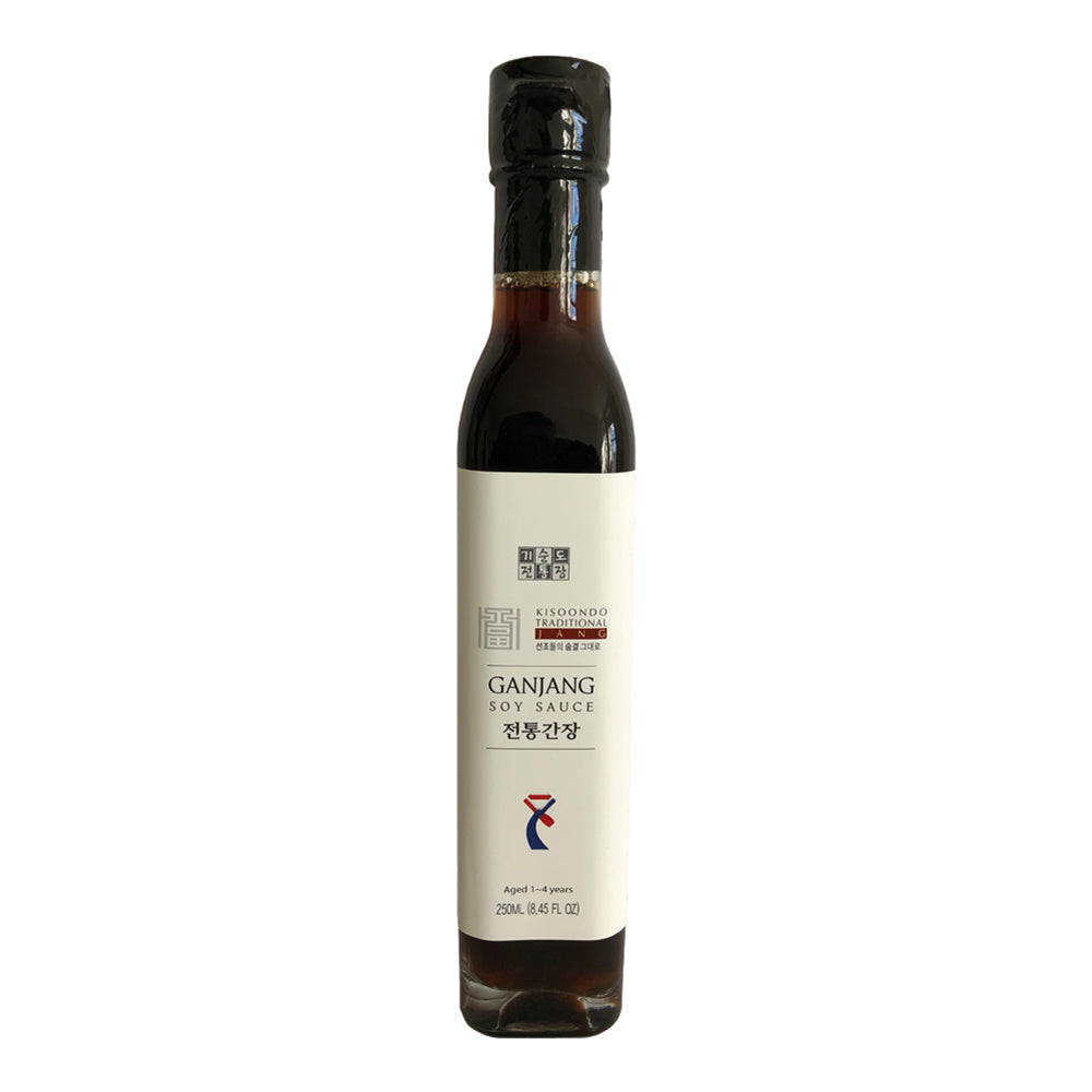 Kisoondo 'Ganjang' Soy Sauce (Aged between 1~4 Years) - Gotham Grove