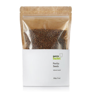 Queens Bucket Infrared-Roasted Seeds Set - Gotham Grove