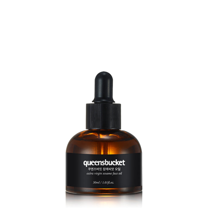 Queens Bucket Sesame Face Oil - Gotham Grove