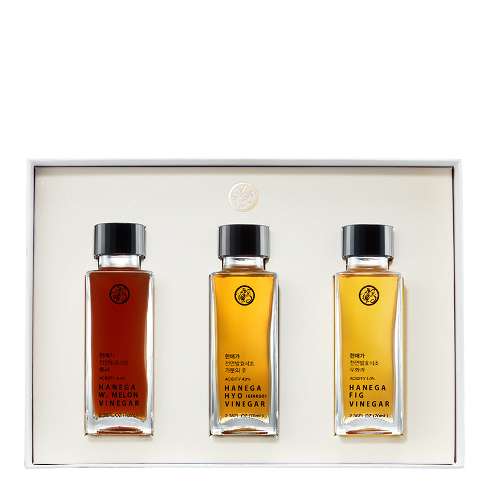 Hanega Vinegar Mini Gift Set - Gotham Grove
