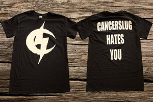 Cancerslug - CS Hates You Mens T Shirt