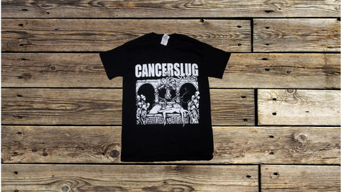 Cancerslug Soulless Mens T-Shirt