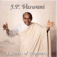 Audio-CD / English / Lectures / 8 Secrets Of Happiness