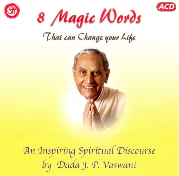Audio-CD / English / Lectures / 8 Magic Words That Can Change Your Life