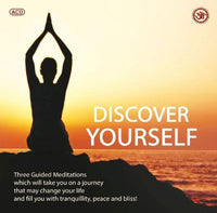 Audio-CD / English / Lectures / Discover Yourself - 3 Guided Meditation