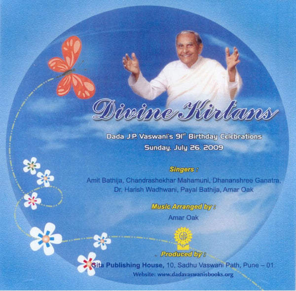 Audio-CD / Hindi / Bhajans / Divine Kirtans
