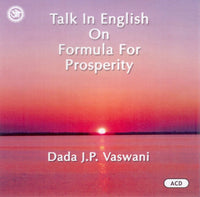 Audio-CD / English / Lectures / Formula For Prosperity