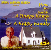 Audio-CD / English / Lectures / How To Build A Happy Home & A Happy Family