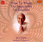Audio-CD / English / Lectures / How To Make The Impossible I'm Possible