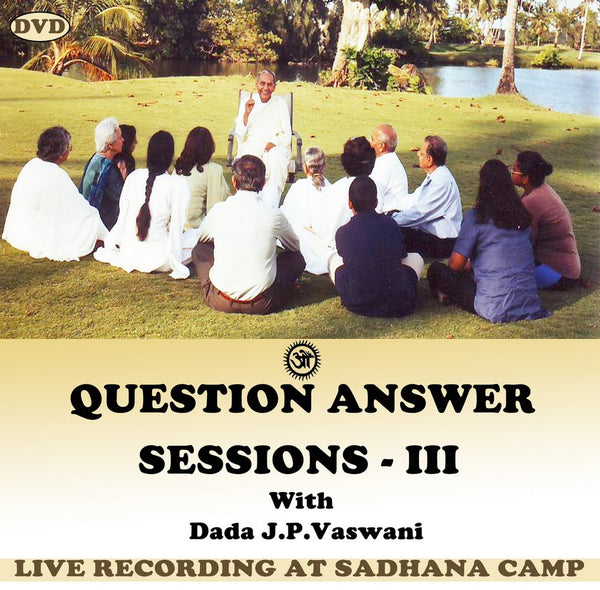 DVD / English / Lectures / Question And Answer - Session - III