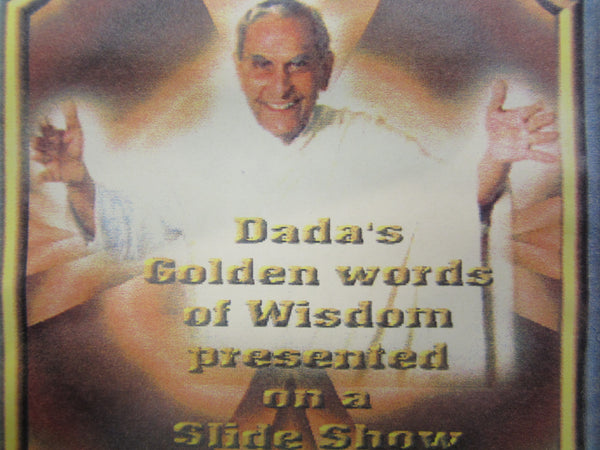 DVD / English / Slide Show / Dada's Golden words of Wisdom