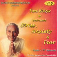 Video-CD / English / Lectures / Ten Ways To Overcome Stress, Anxiety & Fear