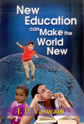 New Education can make the World New