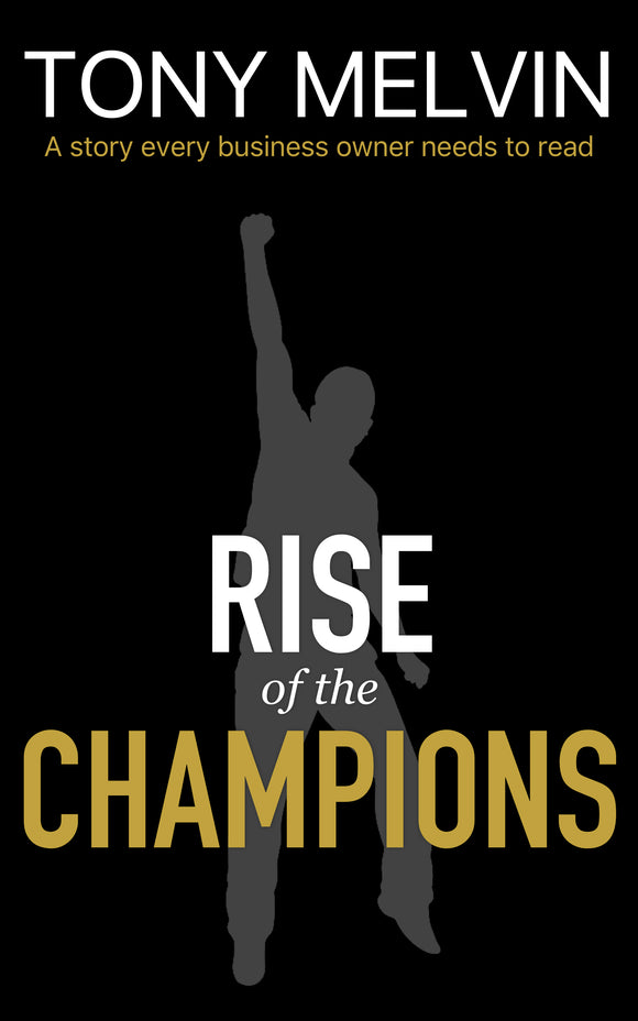 BOOK: Rise of the Champions
