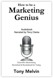 AUDIOBOOK: How to Be a Marketing Genius