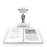BUNDLE: Marketing Genius Complete Bundle - eBook, Book & Audiobook