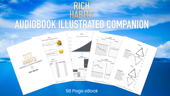 FREE: Rich Habits Audiobook Illustrated Companion