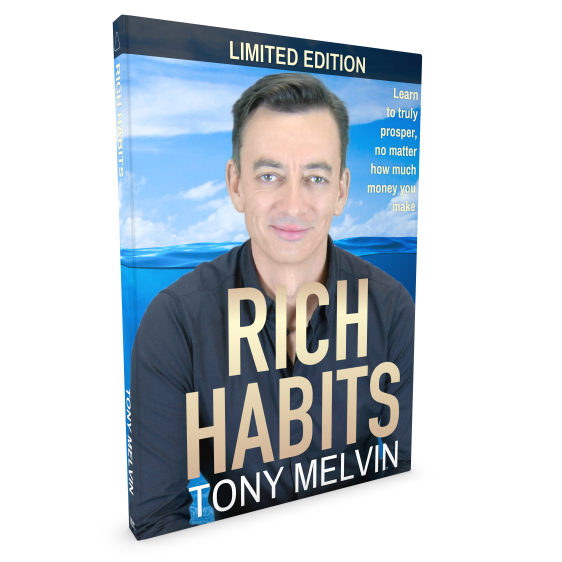 BOOK: Rich Habits - Limited Edition & Audiobook