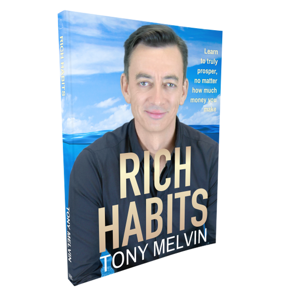 BOOK: Rich Habits