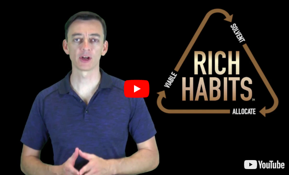 ONLINE COURSE: Rich Habits Academy