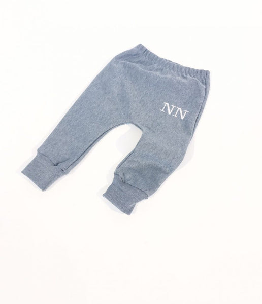 Fleece Backed Loose Fit Bottoms