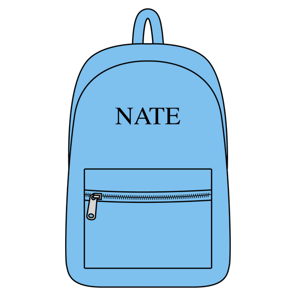 Bag - Pale Blue