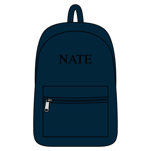 Bag - Navy Blue