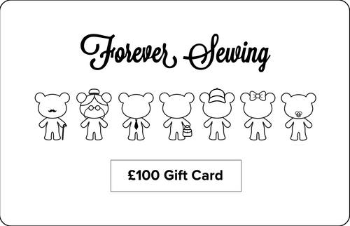 £100 Forever Sewing Gift eVoucher