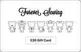 £20 Forever Sewing Gift eVoucher