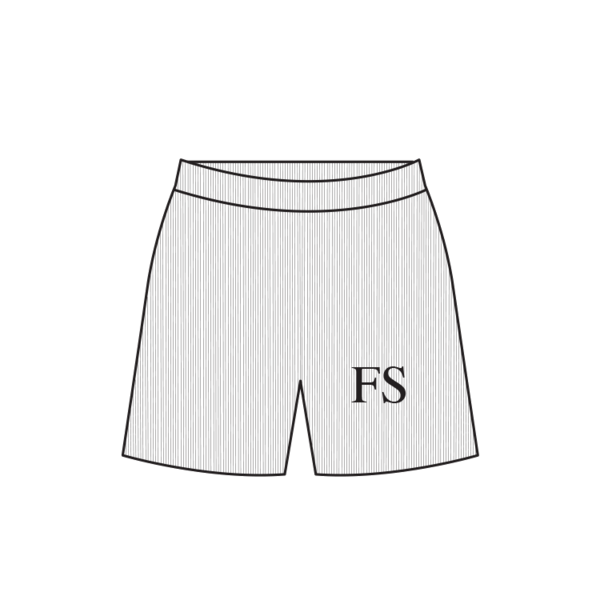 The Matching Ribbed Range - Women's Shorts