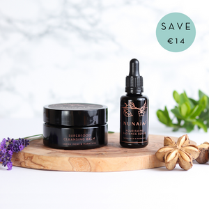 Nunaia Beauty | Grounded & Glowing Gift Set