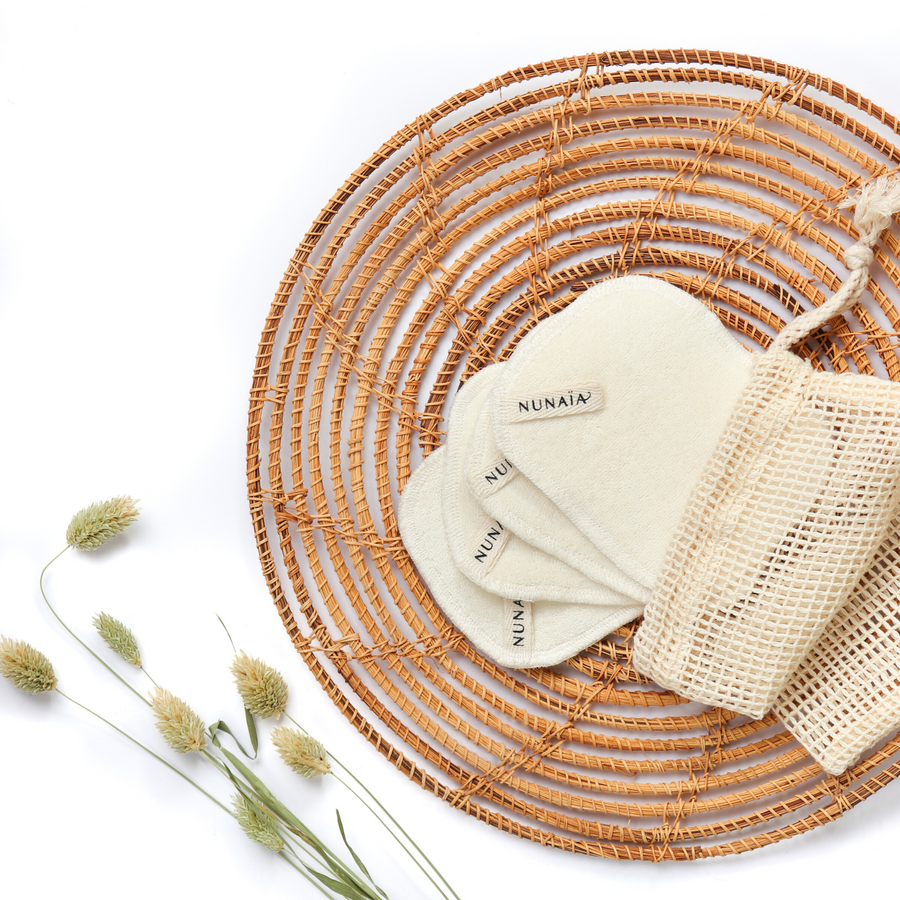 Facial Cleansing Ovals | Reusable Facial Cloths
