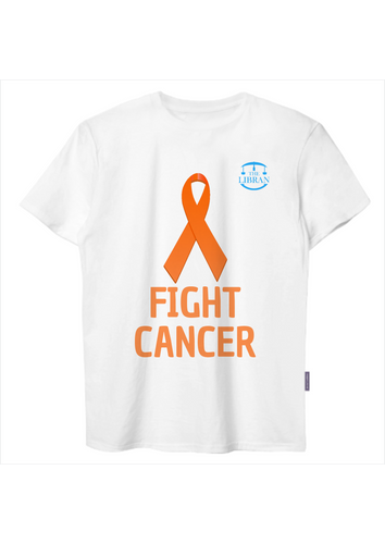 FIGHT CANCER - ORANGE