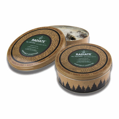 Radiate Campfire 2 Pack Eucalyptus (Save 5%)