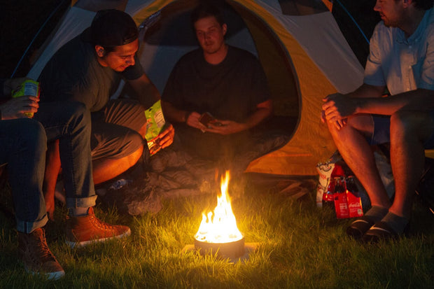 Radiate Campfire 4 Pack