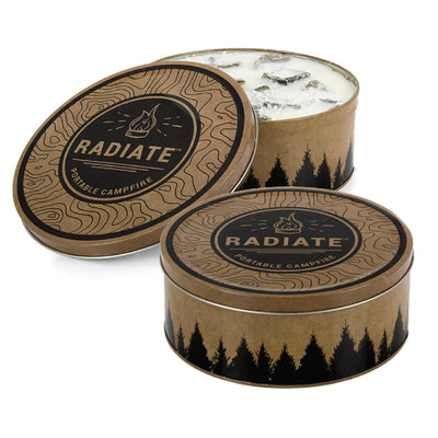 Radiate Campfire 2 Pack (Save 5%) - Made in USA
