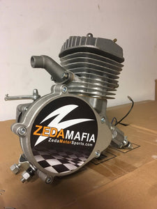 X2 Silver ZEDA80 triple 40 Engine ONLY!