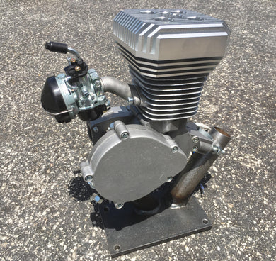 Zeda80 Super Stock-R -Full Engine kit