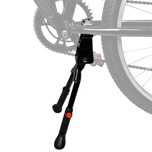 "Center Mount Double Leg Bike Kickstand Quick Adjust Height fits most 24"" 26"" 28"" 700c Bicycle"