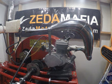PORTED ZEDA80 triple 40 Engine Kit (UP TO 4.75HP)