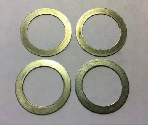 (4) shims for engine crank
